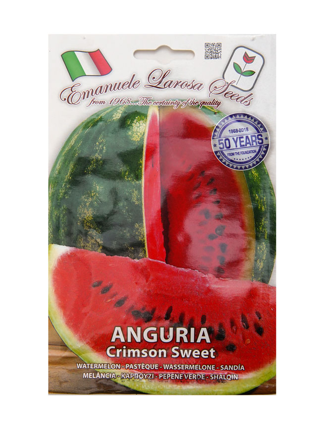 Watermelon Crimson 'Seeds'