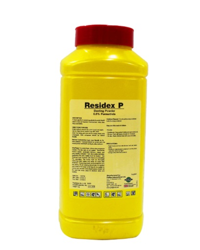 Residex - P  'Soil Fertilizer Pesticide'