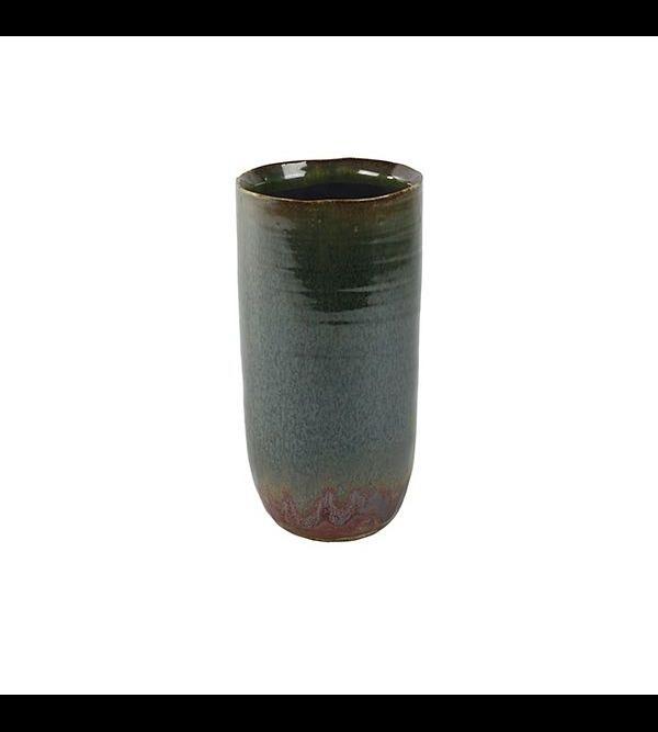 Hoog Lara Jade Pot   Pots & Vases