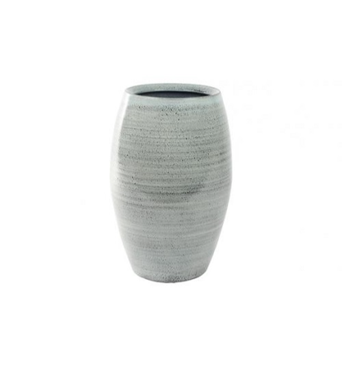 hoog cresta Pot - ice blue Pots & Vases