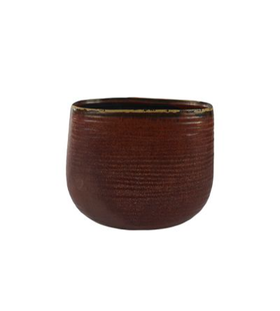 iris rust Planter h20 Pots & Vases