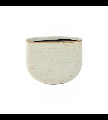 iris Planter - ivory Pots & Vases