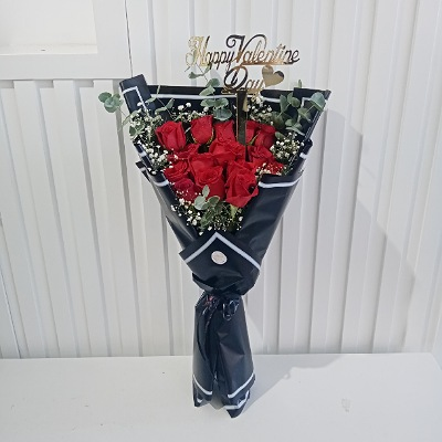 flower bouquet - red Red Love