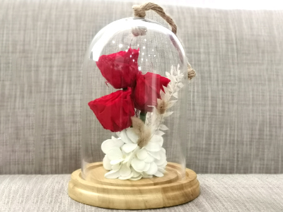 Long Lasting Red Rose Mother's day