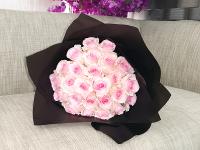 Pink Rose Beauty Bouquets