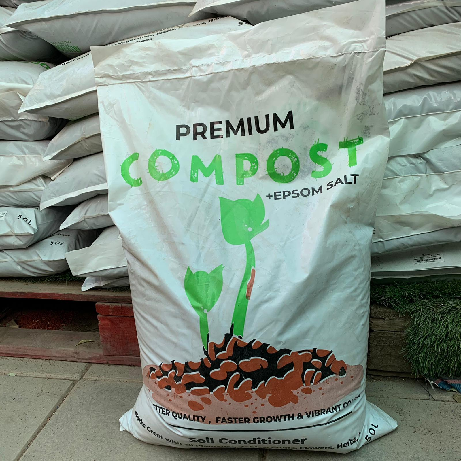 Compost Soil Fertilizer Pesticide Fertilizers