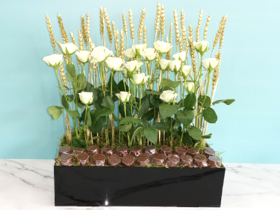 acrylic mabhkar box10 Ramadan Collection