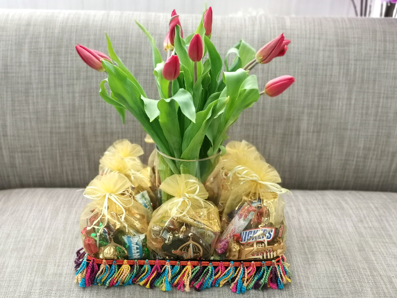 Gergean Tulip Box 1 Ramadan Collection