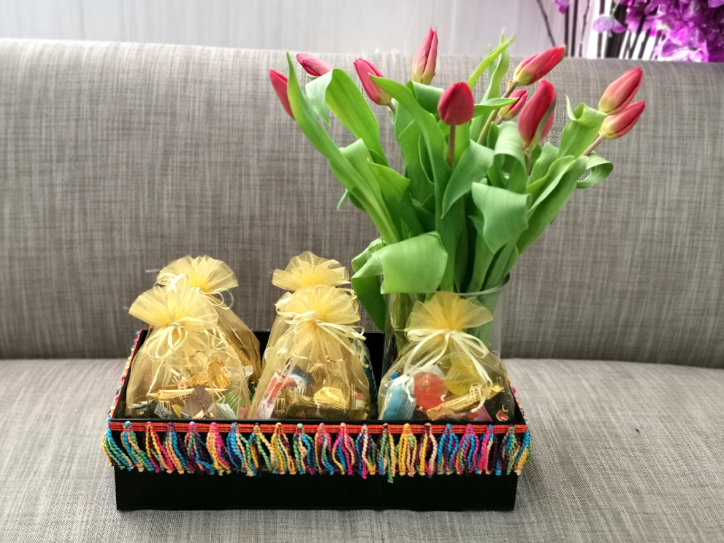 Gergean Tulip Box 2 Ramadan Collection