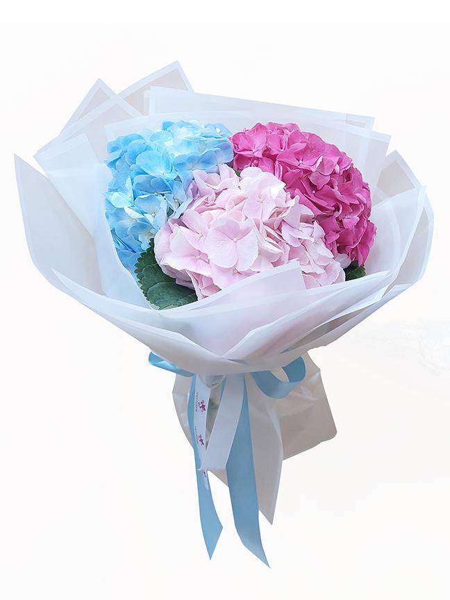 كلورفل باقة زهور