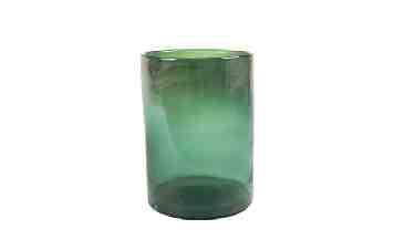 Vase Vivien  Shiny Green Pots & Vases
