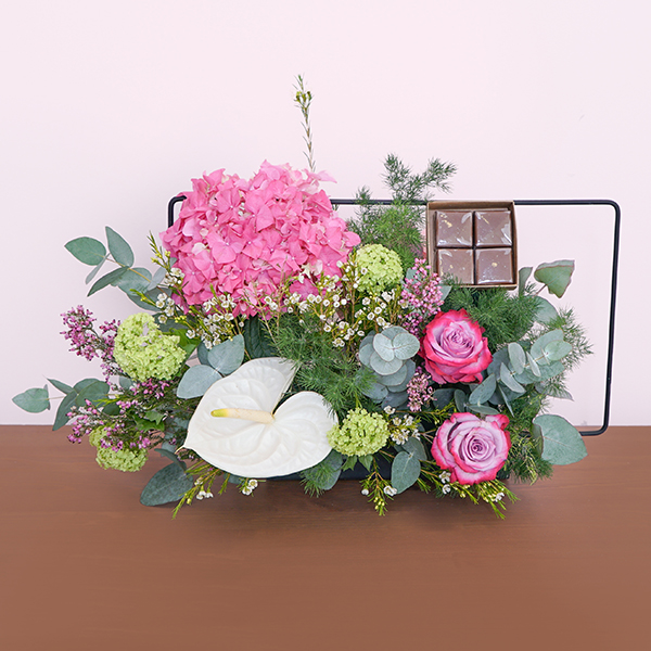 The Lovely Pink Bouquets