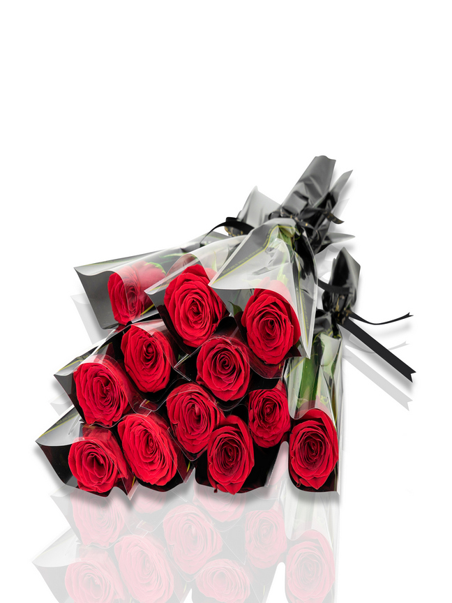 Single Roses Bouquets