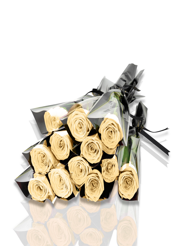 Single Roses 4 Bouquets