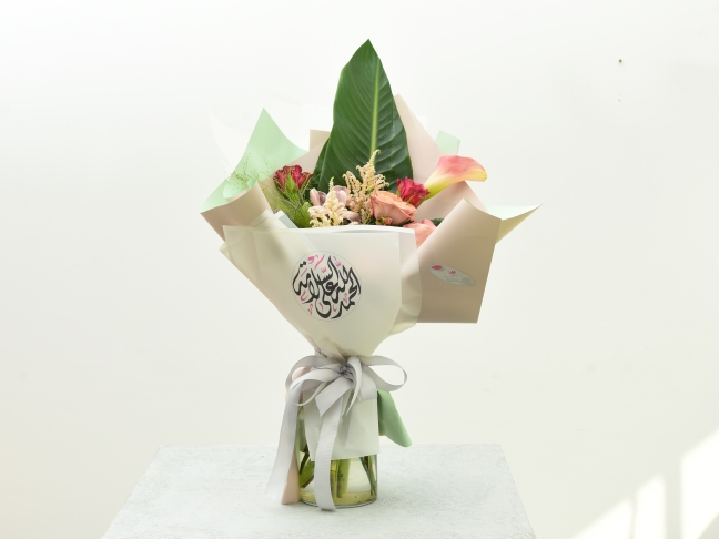 Say It With Flowers Bouquet Hand Bouquets
