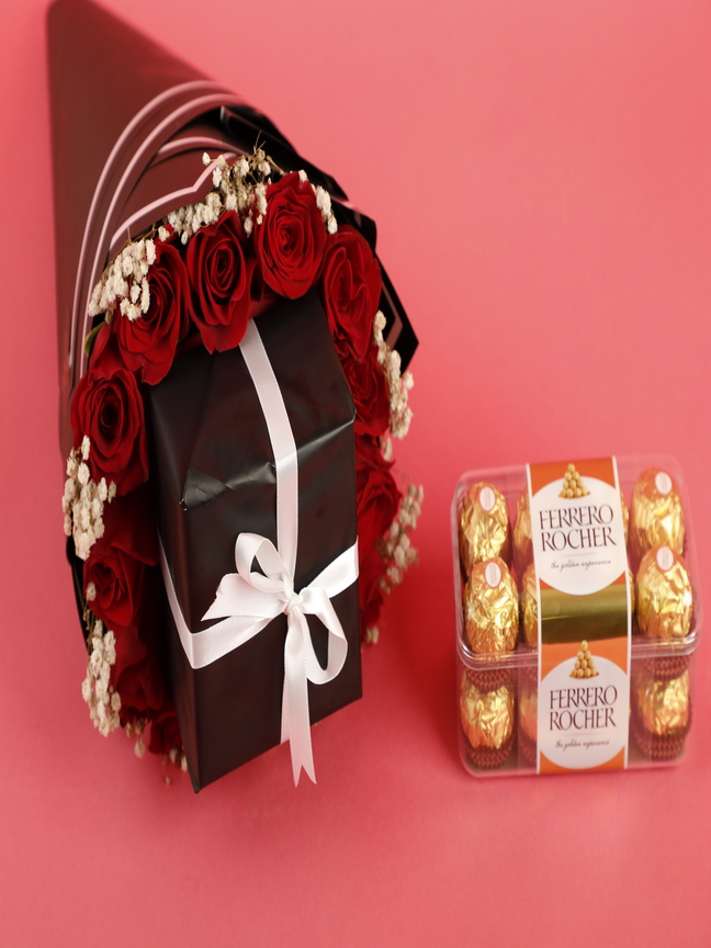 Classy Gift 1 Bouquets