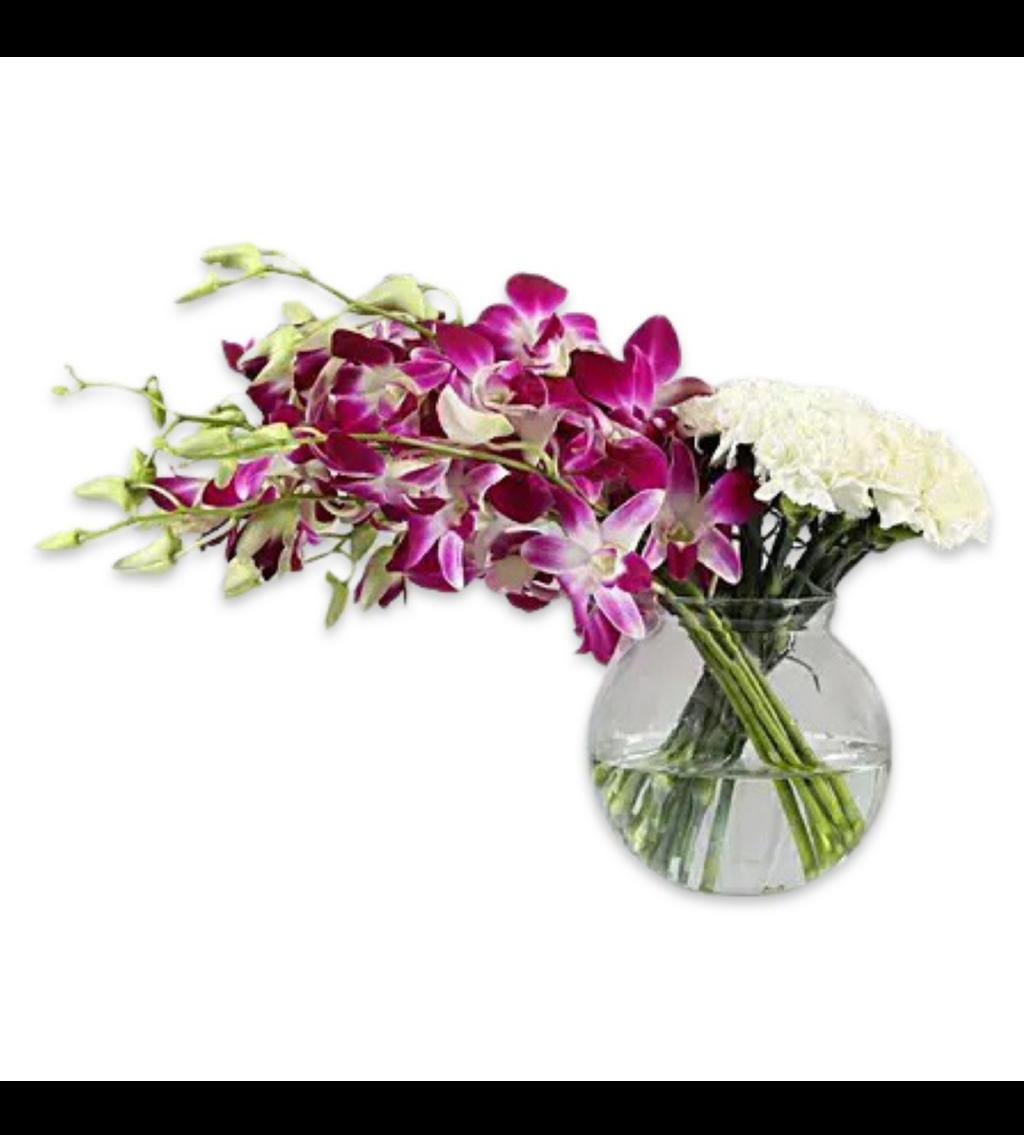تنسيق جريس للورد باقة زهور