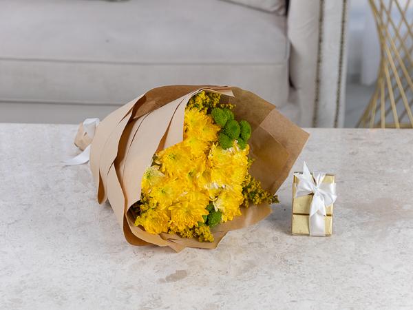 تيرا باقة زهور