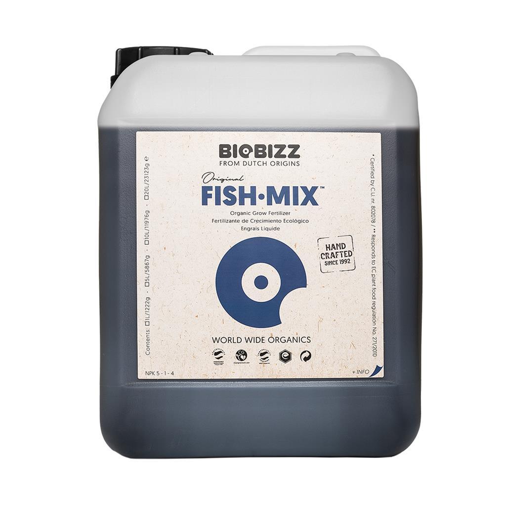 سماد السمك 5 لتر 'مبيدات سماد التربة'