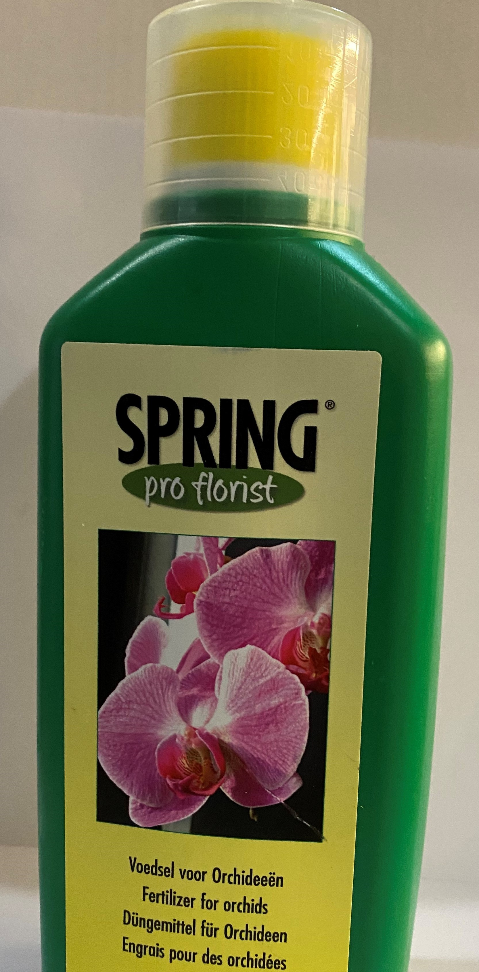 Spring Pro Florist Soil Fertilizer Pesticide